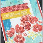 Comfort & Hope Card Tutorial